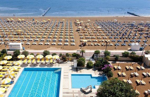 Hotels In Jesolo Am Strand
